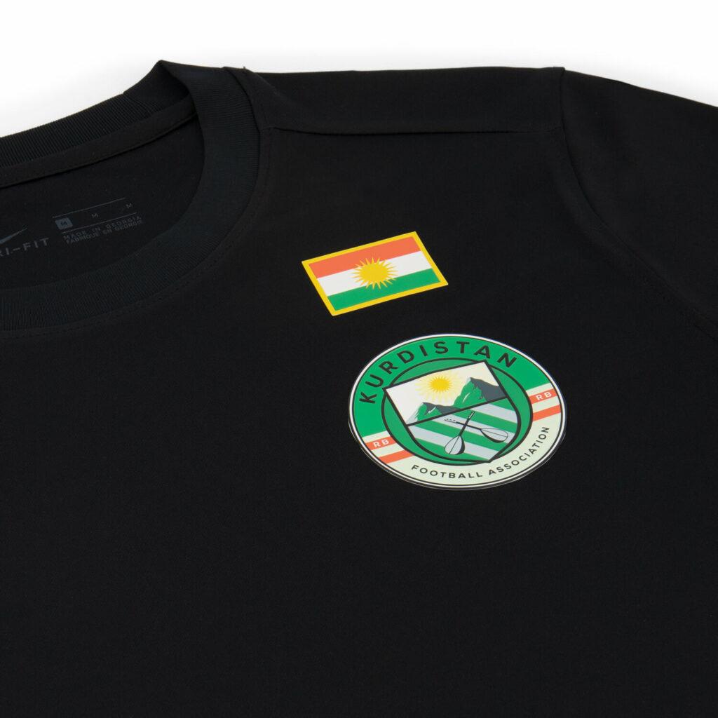 Kurdistan Auswärtstrikot