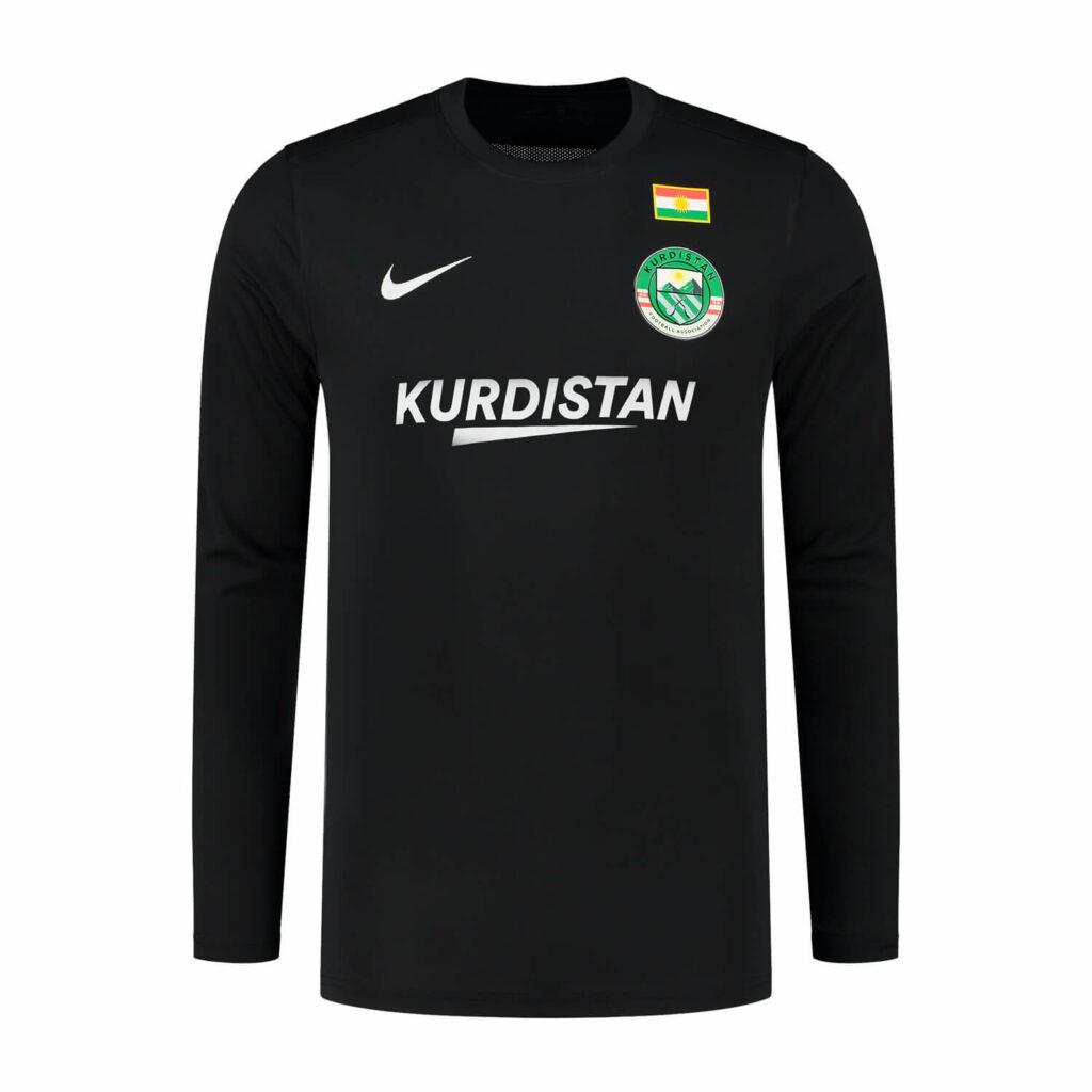 Kurdistan Auswärtstrikot Langarm