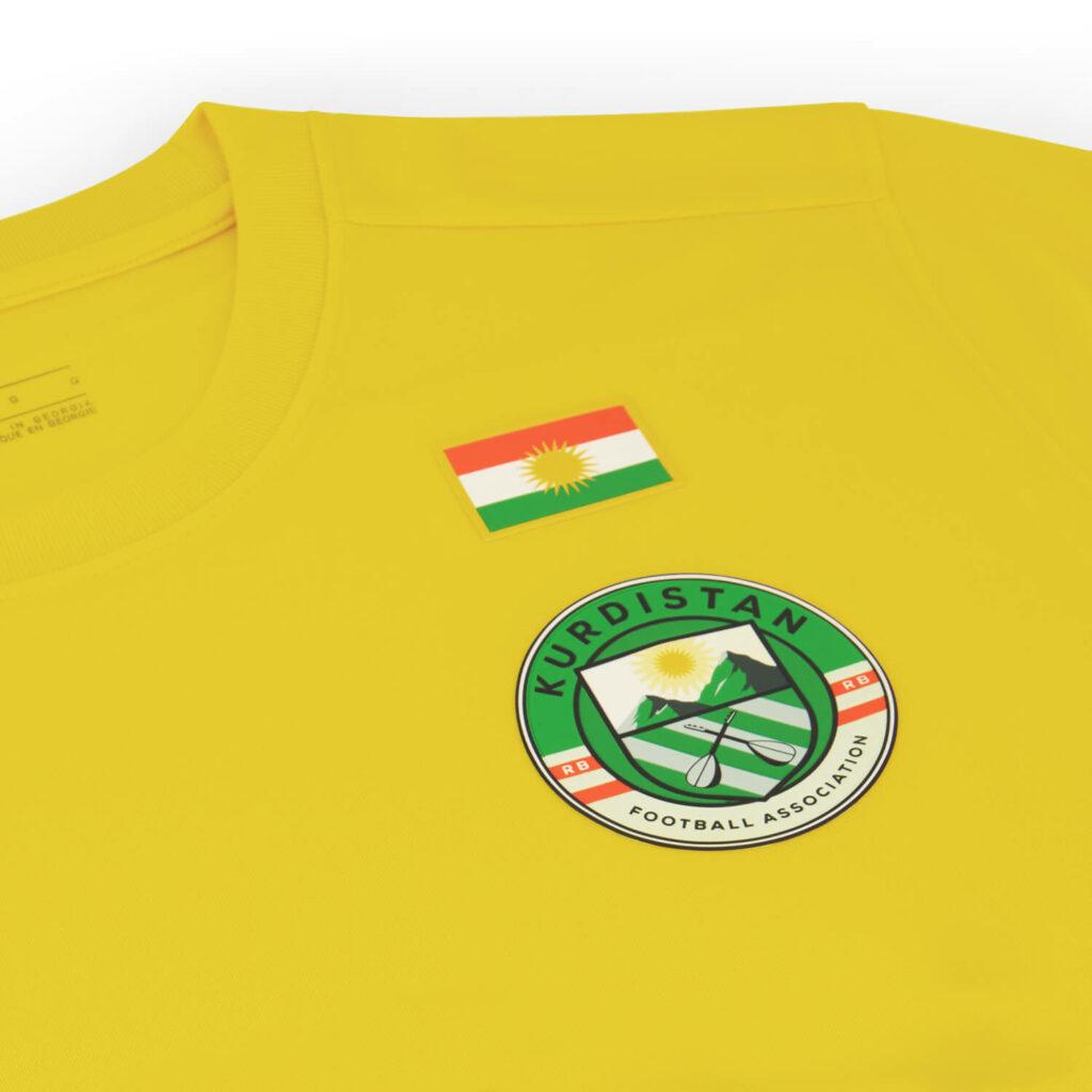 Kurdistan Trikot Manschaft